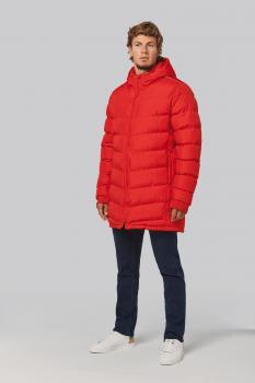 Sportovní zimní bunda s kapucí Team Sports Parka - zvětšit obrázek