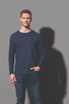 Pánské tričko Stedman Comfort dlouhý rukáv