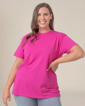 Dámské nadměrné tričko CURVES - Výprodej