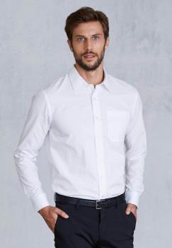 Pánská košile s dlouhým rukávem - Výprodej - zvětšit obrázek