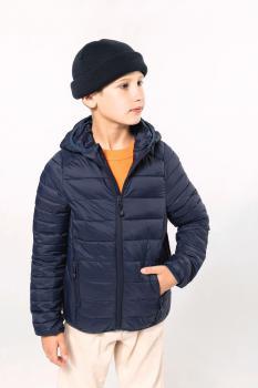 Dětská zimní bunda s kapucí Down Jacket