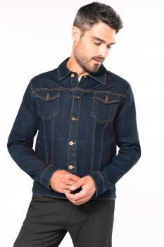 Pánská džínová bunda - zvětšit obrázek