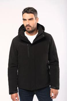 Pánská zimní softshellová bunda Lined Hooded Parka - zvětšit obrázek