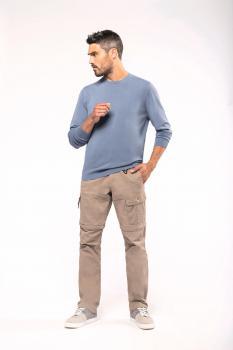 Pánské kalhoty s odepínacími nohavicemi - zvětšit obrázek