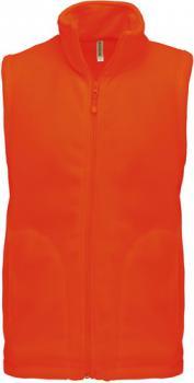 Pánská fleecová vesta LUCA - Výprodej