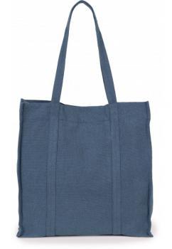 Ručně tkaná plátěná nákupní taška