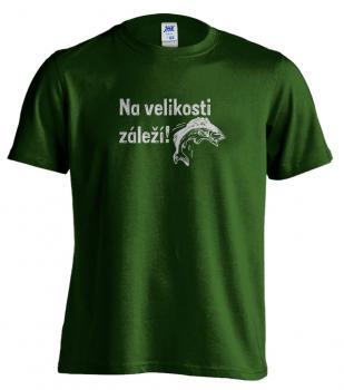 Pánské tričko - Na velikosti záleží!