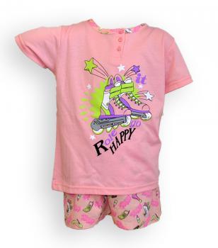 Dětské pyžamo - krátký rukáv