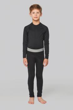 Dětské funkční triko pod dres - dl.rukáv