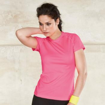 Dámské (dětské - dorost.) funkční tričko krátký rukáv - Výprodej