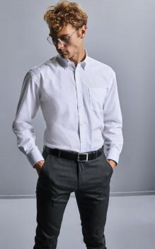 Pánská košile s dlouhými rukávy Ultimate v nežehlivé úpravě
