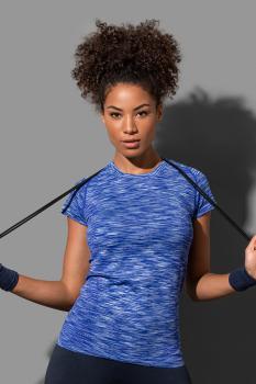 Dámské funkční tričko Active Seamless Raglan
